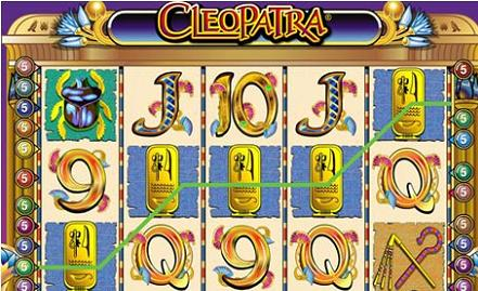 Cleopatra Slots Classic Online Review