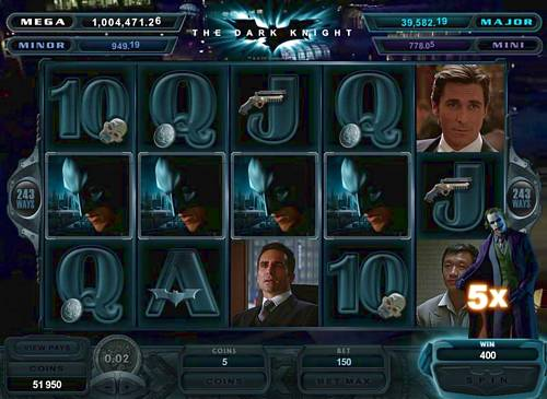 Dark Knight Slots - Joker