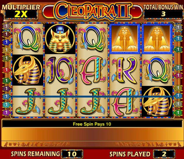 Caligula Slot Machine - Play for Free Online Today